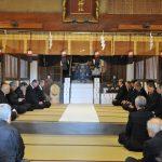 水内㘴一元神社「大祓い祭」=12月23日