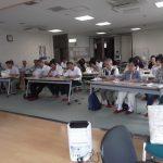 福祉委員会 地域包括支援センターの役割を学ぶ