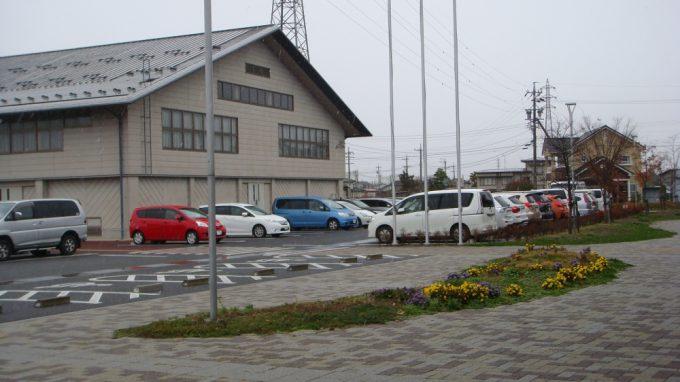 社会体育館