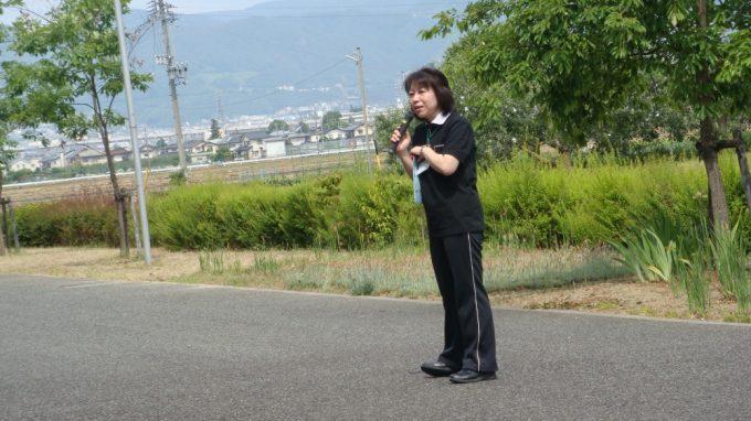 講師の池田あゆみさん