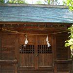 ぶらり散歩 古野神社の俳額 中俣城址 万葉歌碑