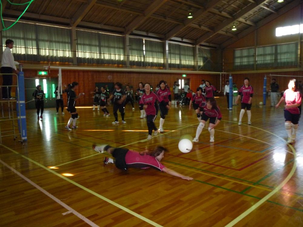 女子バレーボール大会