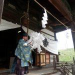 村山神社春祭り