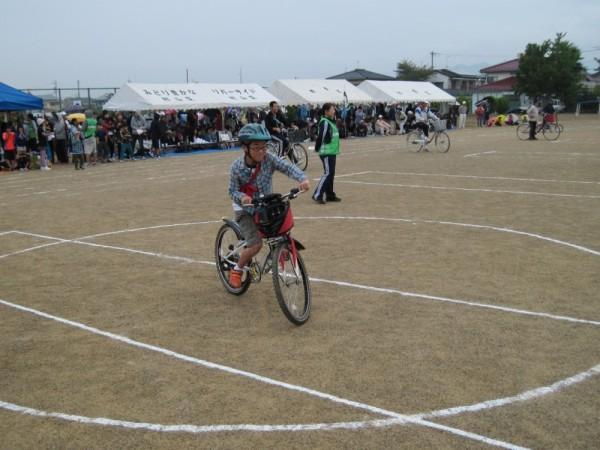 自転車遅乗り競技