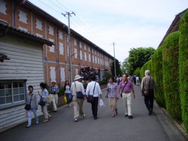 富岡製糸場 工場
